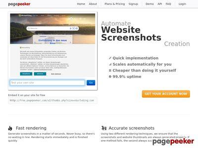 Nowoczesne strony internetowe