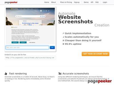 Darmowy katalog stron - Katalog stron WWW Notabene