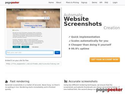 Strona www dla firmy